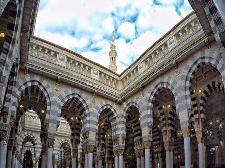 تصاویری از مسجد پیامبر