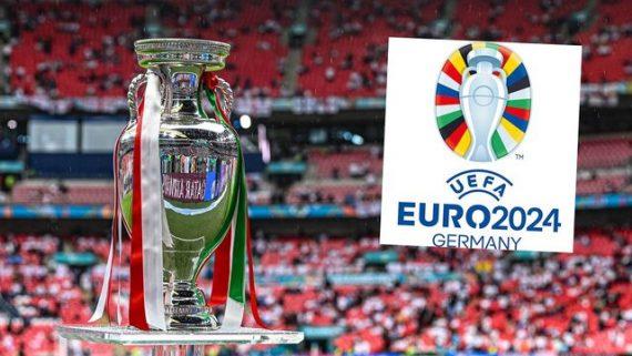 رونمایی از لوگوی یورو ۲۰۲۴ از سوی یوفا