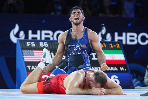 رکورد منحصر به فرد حسن یزدانی در ورزش ایران