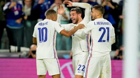 فرانسه حریف اسپانیا در فینال لیگ ملت ها شد