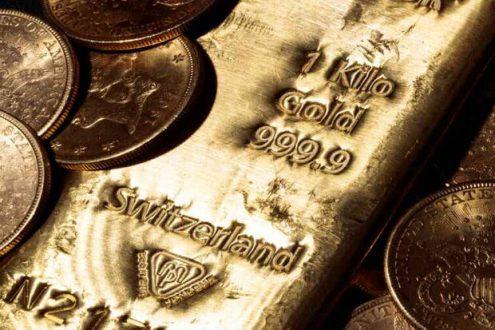 قیمت جهانی طلا به بالاترین سطح یک ماهه رسید