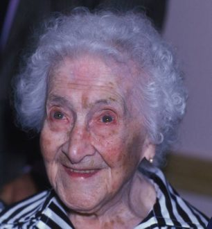 ماجرای زندگی پیرترین زن دنیا که ونگوگ را دیده بود