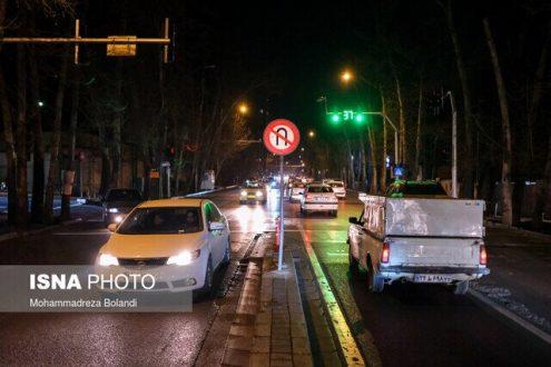 ممنوعیت تردد بین شهری و شبانه همچنان برقرار است