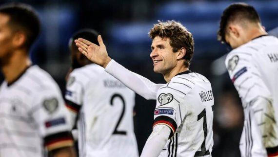پیروزی دشوار آلمان و هلند در انتخابی جام جهانی