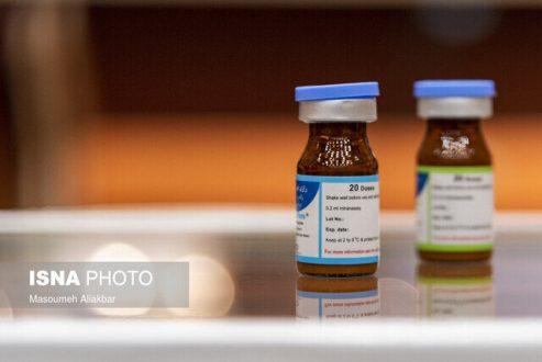"""گزارش فاز ۳ مطالعات بالینی درباره اثربخشی واکسن """"کووپارس"""" به سازمان غذا و دارو ارایه نشده است"""