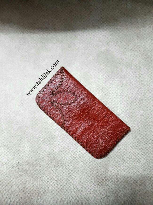 آموزش چرم دوزی (آموزش کیف پول زنانه)