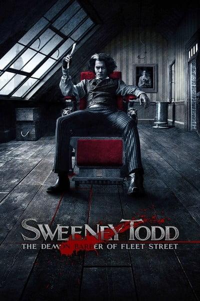SweeneyTodd poster