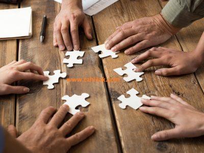 Teamwork 400x300 - ایده های خوب برای یک استارتاپ موفق حاصل تلاش گروهی است
