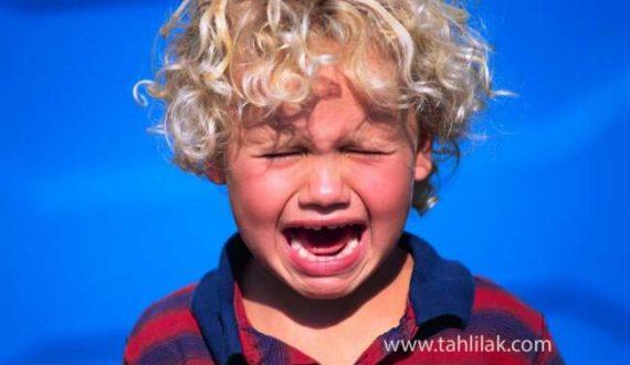 ضربه دیدن دندان کودکان