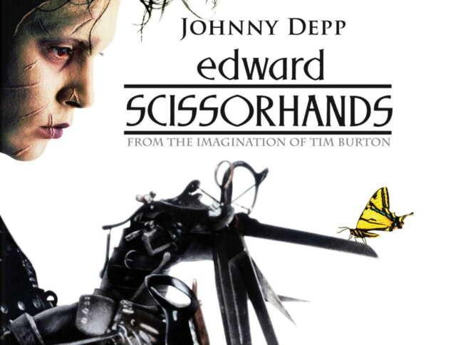 ادوارد دست قیچی ( Edward Scissorhands