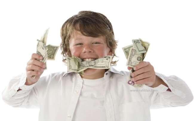 how to manage an allowance - کودک و ثروت!