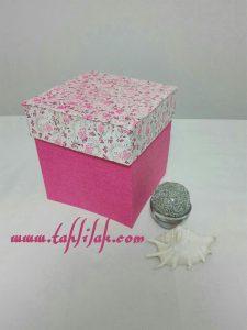 جعبه سازی با پارچه