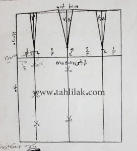 آموزش خیاطی - الگوی دامن