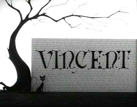انیمیشن وینسنت ( vincent )